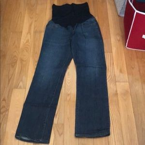 Like New Liz Lange for Target Maternity Jeans sz2